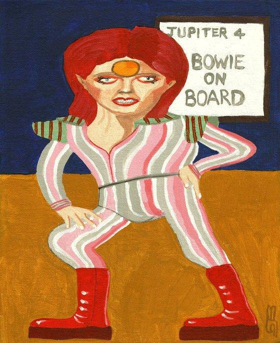 Bowie On Board