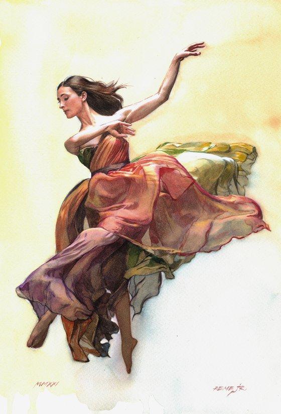 Ballet Dancer CLXXXI