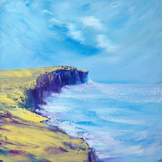 Holborn Head, dramatic seascape headland