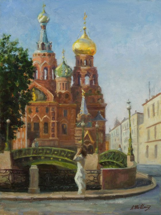 My Love St. Peresburg