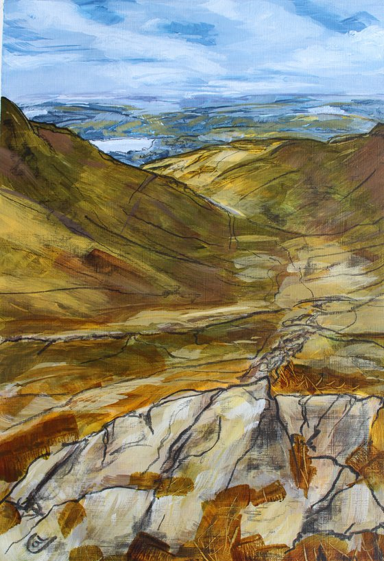From Little Hart Crag