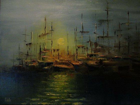 Sleeping ships