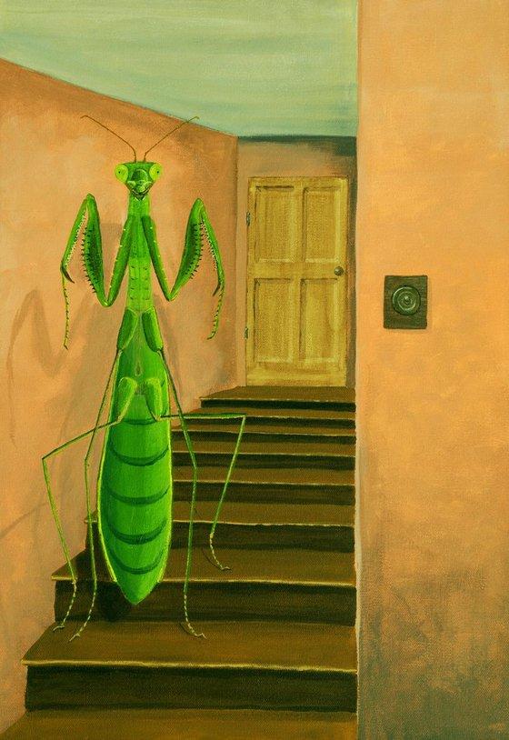 Mantis Stairs