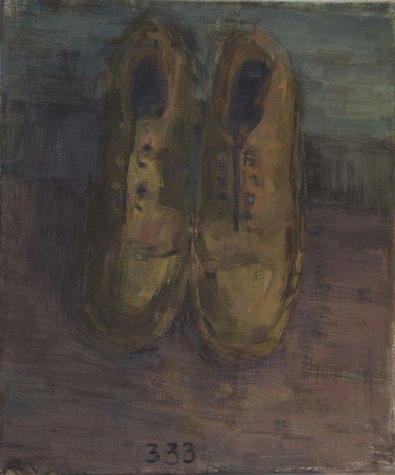 Teacher's shoes
