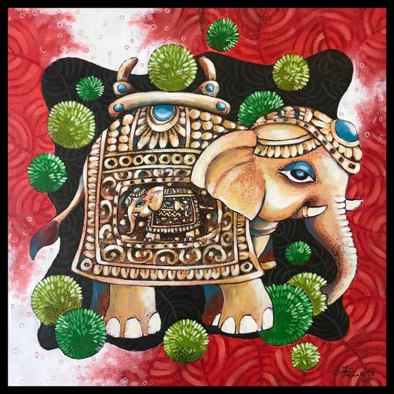 Elaborate Elephants