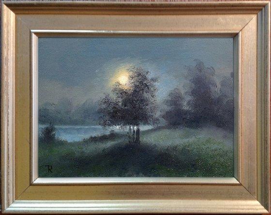Moonlit Tree