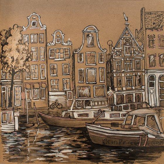 Amsterdam scetch IV