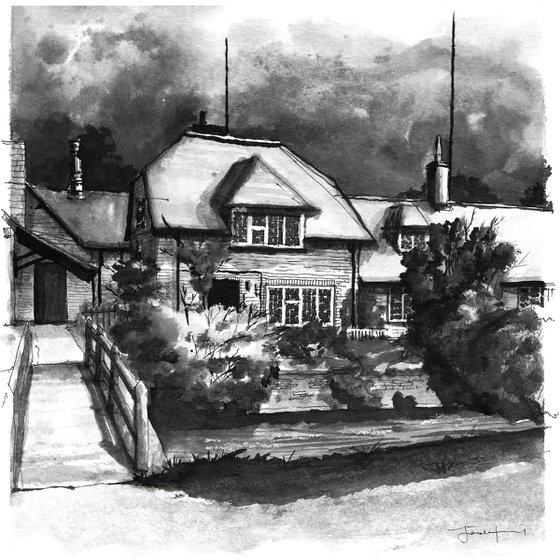 London Cottage House No.1