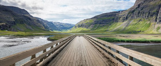 Strandir Valley - Iceland