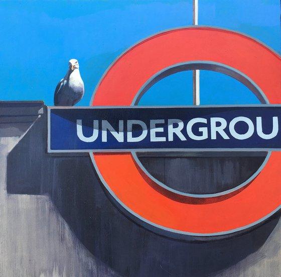 Underground Gull