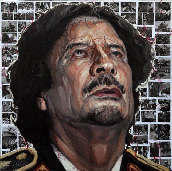 The Dictator No.2 Gaddafi