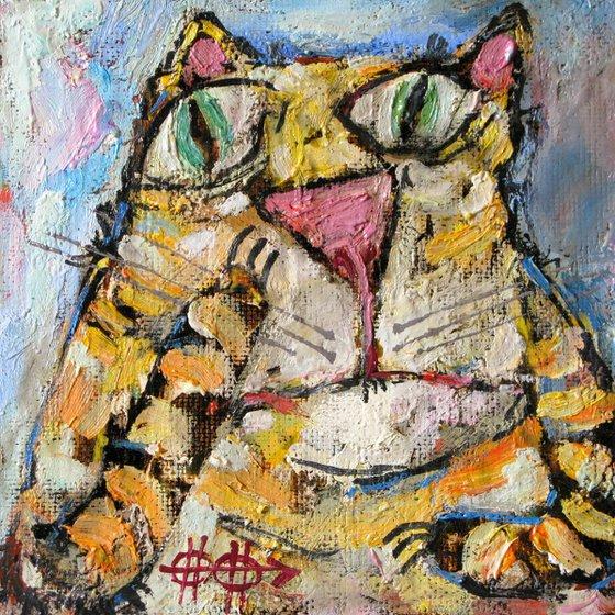 Cat stories #6