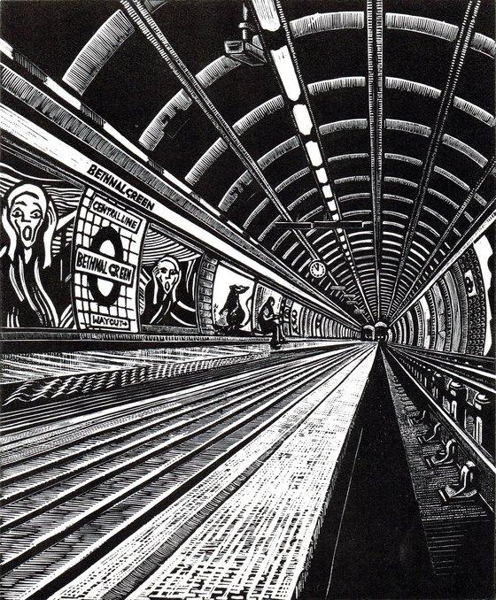 View Subterranea 8: Bethnal Green