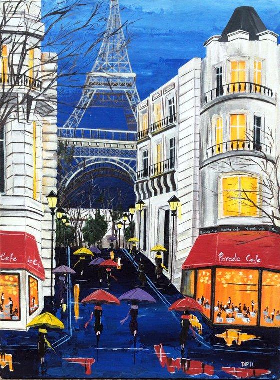 Paris around the corner
