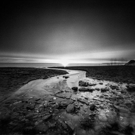 Sunset, Whitsand Bay Cornwall