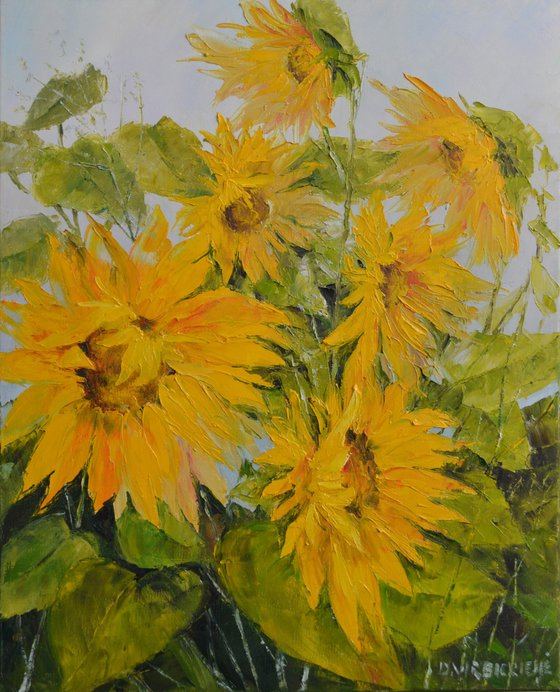 Flowers of the Sun II