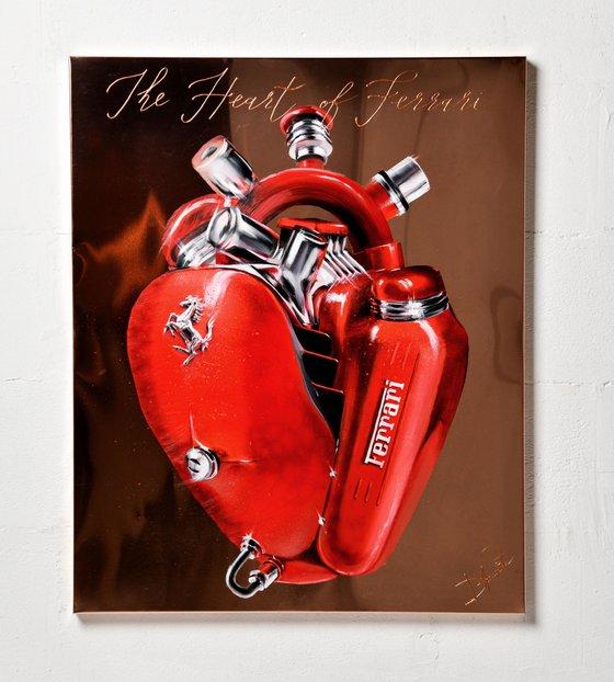 The Heart Of Ferrari