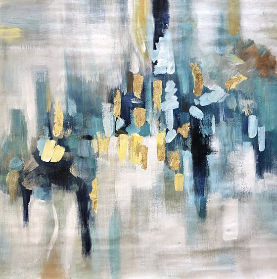 ABSTRACT 80x80cm