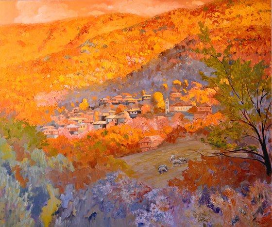 Autumn in magical Rhodopes