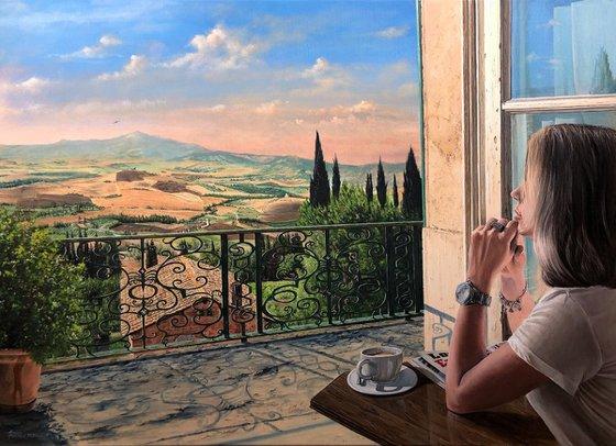 """Dream of Tuscany"""