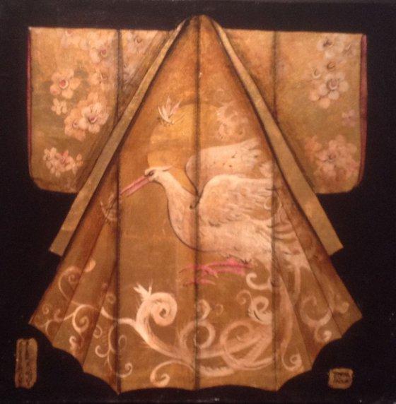 Phoenix kimono II