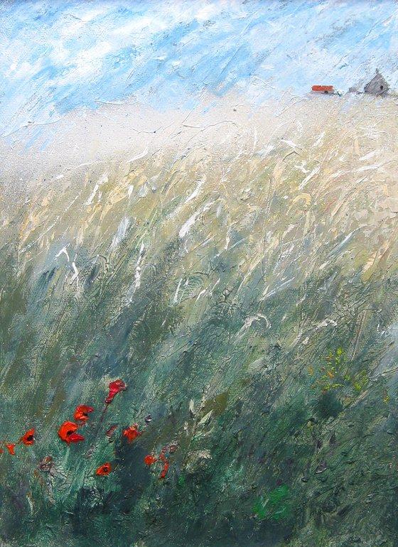 'Edge of the Barley'