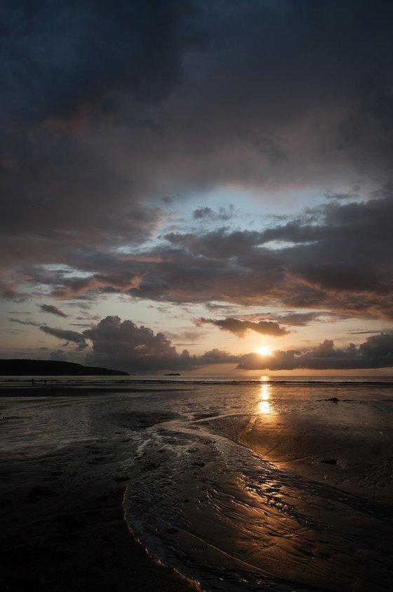 Pembrokeshire Sunset #01