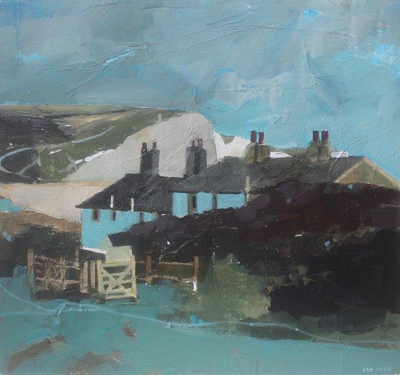 Coastguard Cottages, Cuckmere Haven, East Sussex