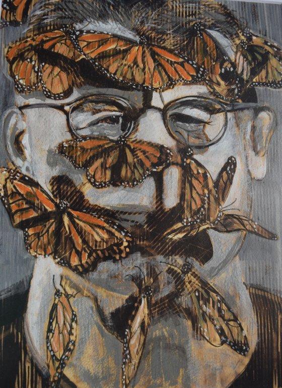 Monarch man II