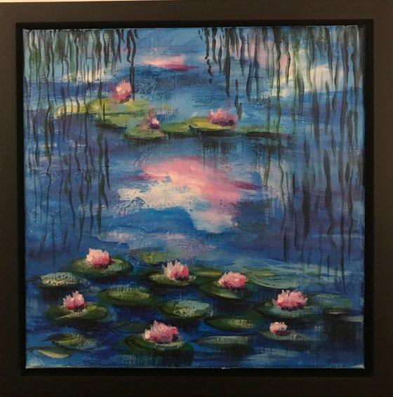 Inspiration Monet