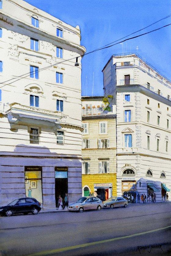 Sunny Rome