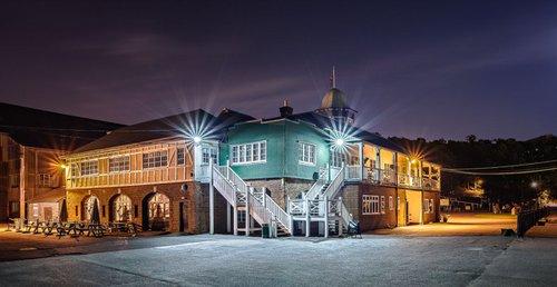 Brooklands Member's Club House