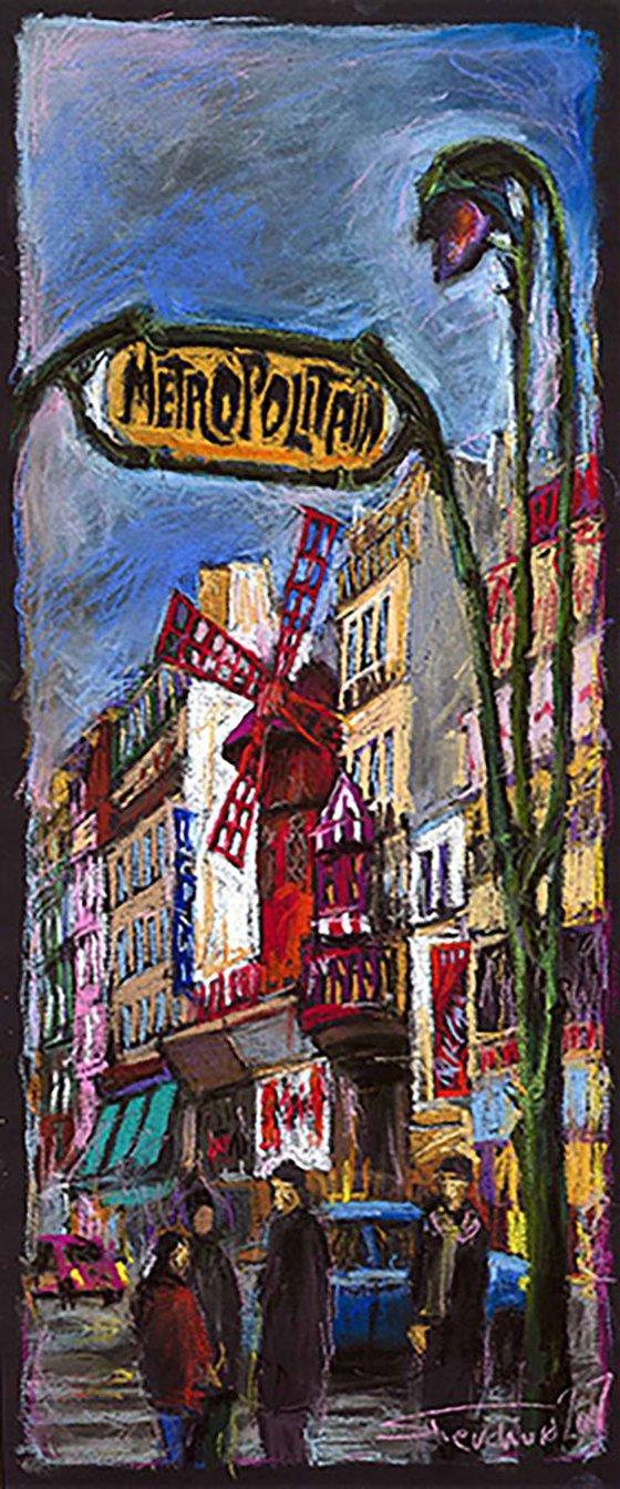 Paris Mulen Rouge