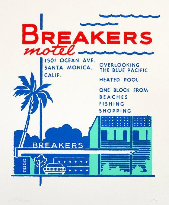 motel california - breakers