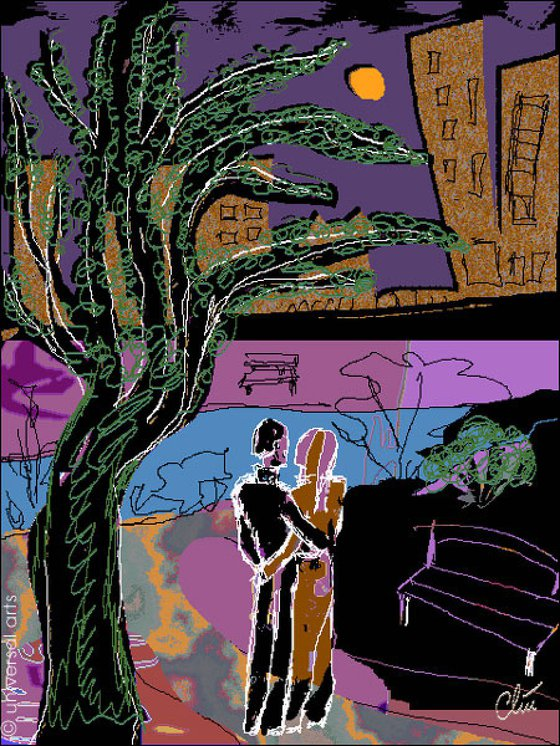 Romanze im Park (Romance in the Park)