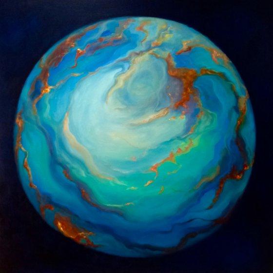 Orbe d' Opale