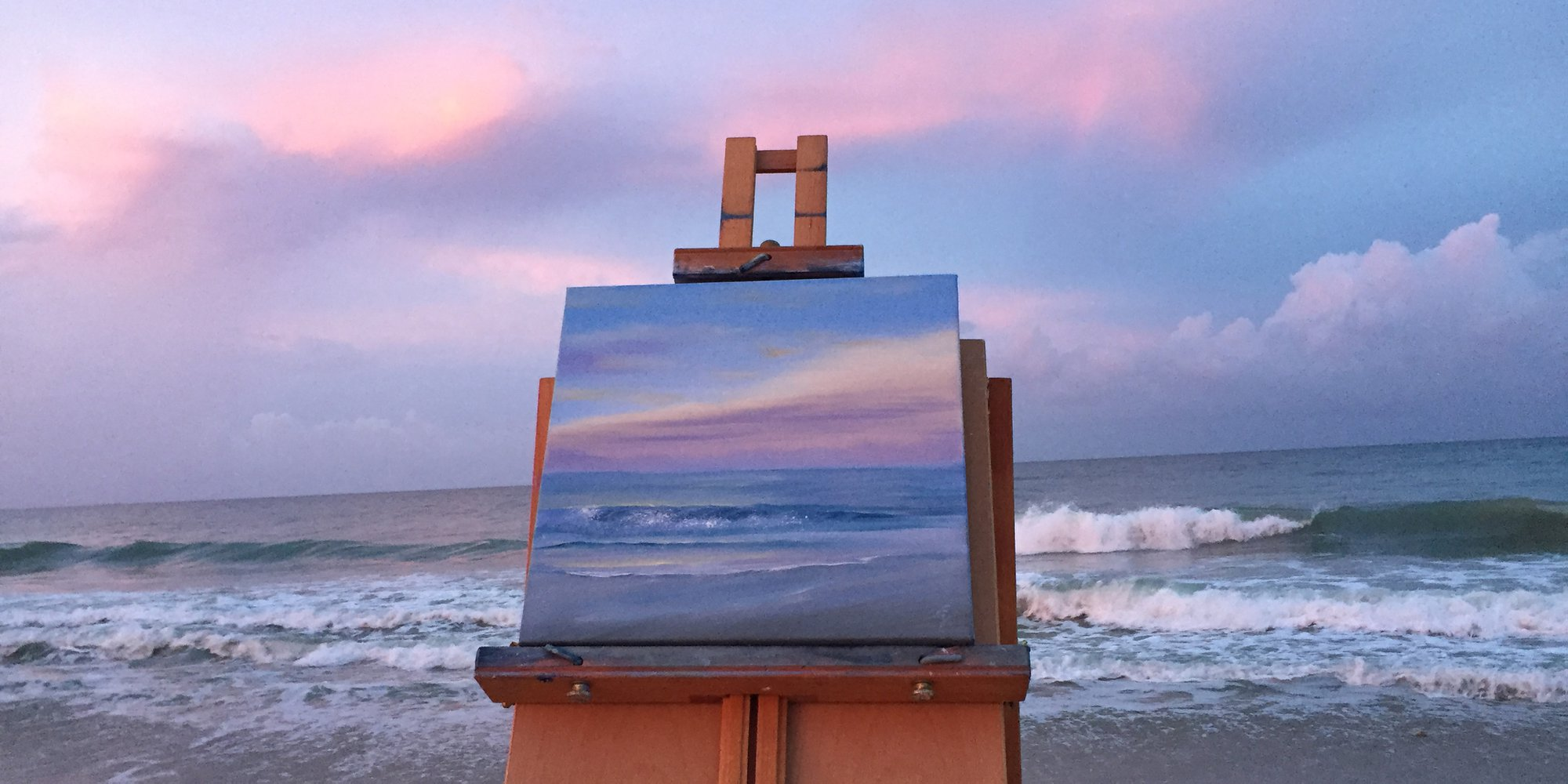 Seascape art: Bring the beach indoors