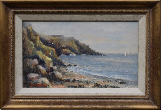 Jennycliff near Plymouth