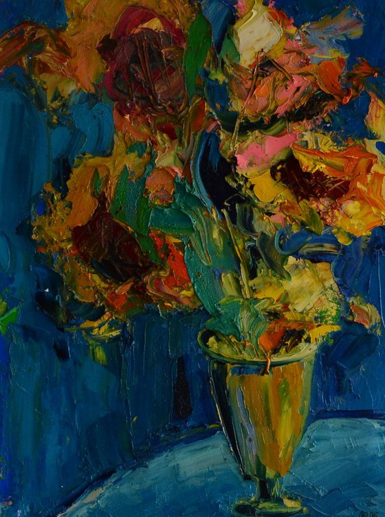 Flowers of the Sun. Sunflowers