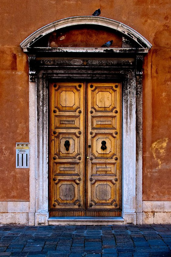 Venetian Door No.4