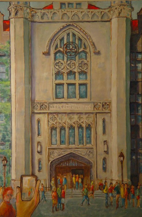 Cobb Hall, University Of Chicago