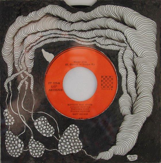 "World Music Collection (7"" vinyl series), Hungary - $120"