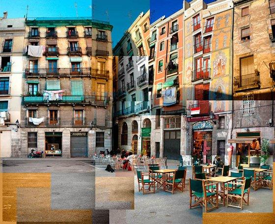 Carrer De Cremat Gran I XIC, Barcelona