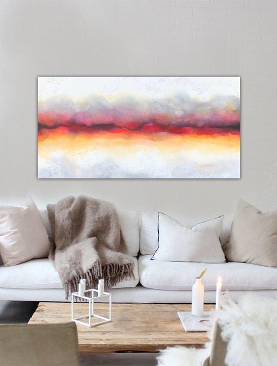 sunset elements (140 x 70 cm) Dee Brown