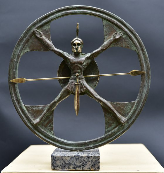 The force of the wheel
