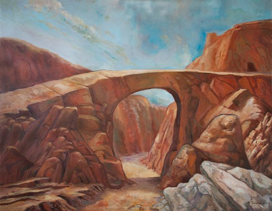 The Canyon Crossing