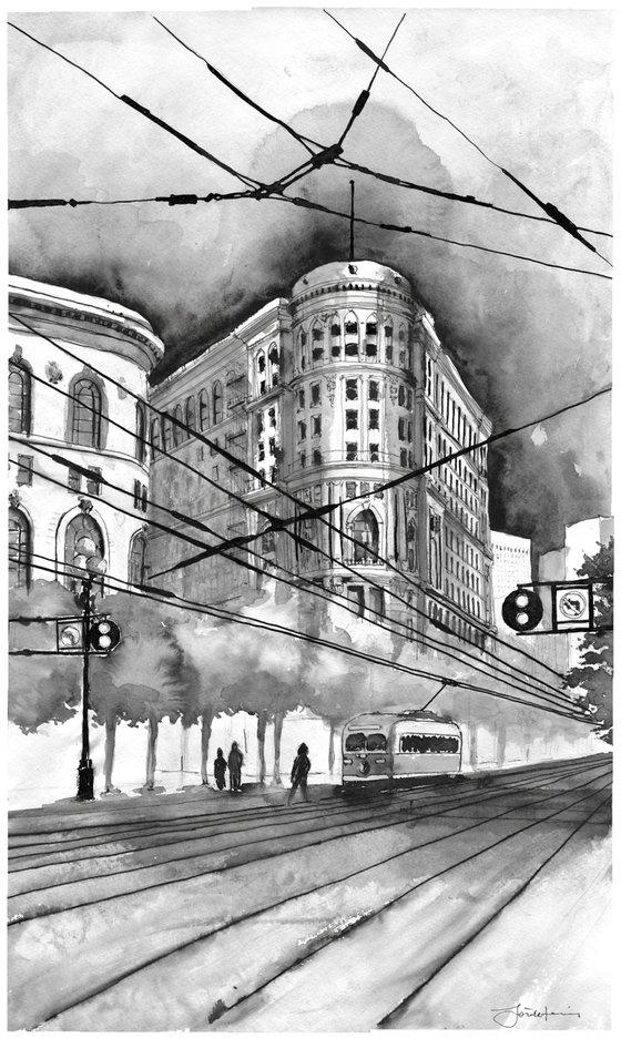 San Francisco, Market Street
