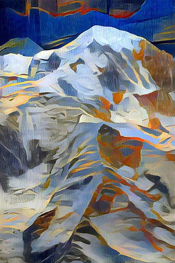 Montagnes celestes N20