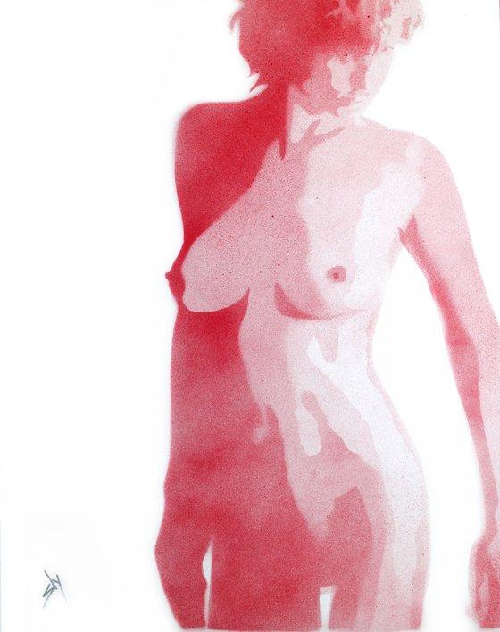 Persephone (on canvas).