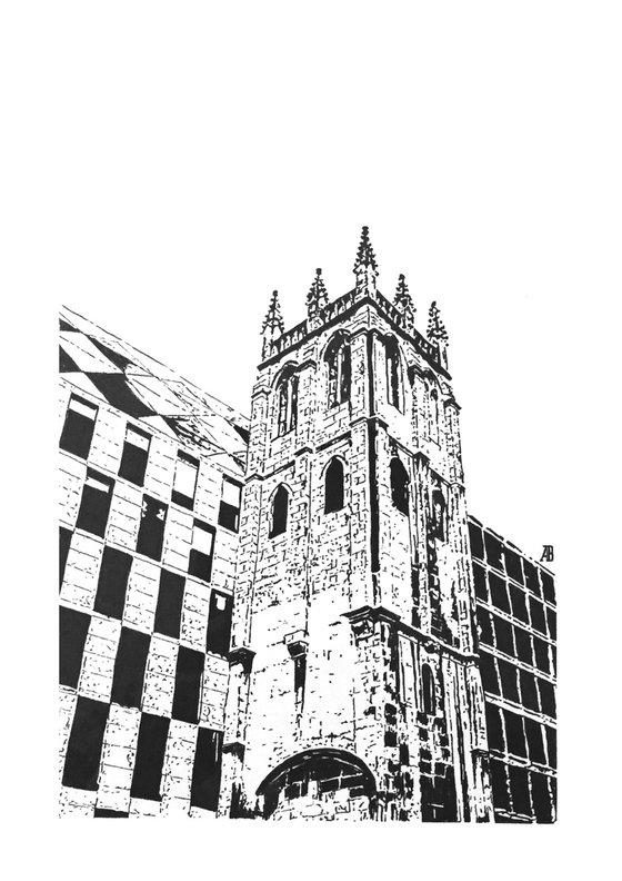 St Alban Church Tower